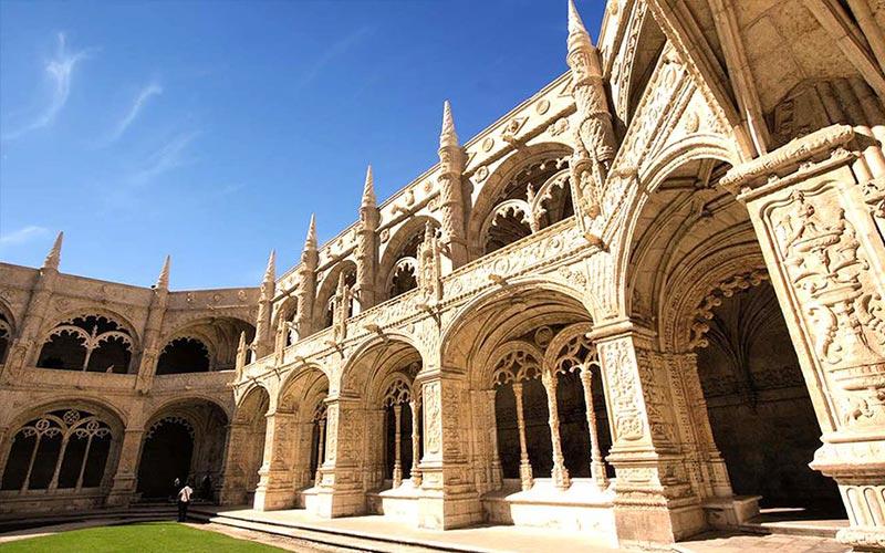 Tu viện Mosteiro dos Jerónimos